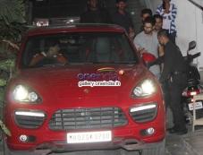 Shahid Kapoor Snapped at Hakkasan Photos