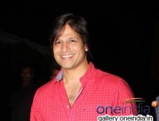 Vivek oberoi at Shilpa Shetty Son Vivan Raj 2nd Birthday Celebration Photos