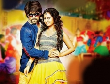 Yash and Amoolya in Kannada Movie Gajakesari Photos