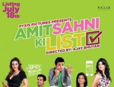 Amit Sahni Ki List First Look Poster Photos