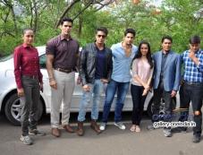 Ansha Sayed, Jagjit Athwal, Sidharth Malhotra, Shraddha Kapoor, Aditya Srivastava, Abhay Shukla Photos