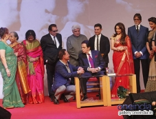 Dilip Kumar's Autobiography Launch Photos