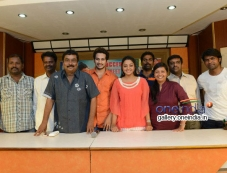 Manasa Thullipadake Success Meet Photos