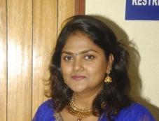 Nirosha at Chittu Kuruvi Album Launch Photos
