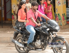 Rajesh and Dhoohi in Love Is Poison Photos