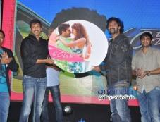 Gopichand and Prabhas at Run Raja Run Audio Launch Photos