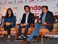 Shailja Kejriwal, Imran Abbas, Bharat Ranga at Zee group launched new Television channel Zindagi Photos