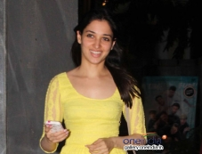 Tamannaah Bhatia promoting Humshakals Movie Photos