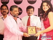 Tapasee Pannu - Brand Ambassador of Chennai Turns Pink Photos