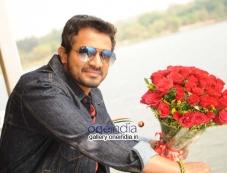 Vijay Raghavendra in Kannada Movie Ranatantra Photos