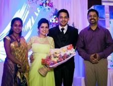 Divyadarshini Wedding Reception Photos