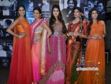 Bridal Fashion Show in Hyderabad Photos