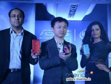Asus Mobile Phone Launch at Taj Club House Photos