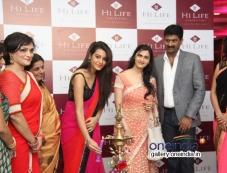 Deeksha Panth inaugurates HI-Life Designer Exhibition Photos