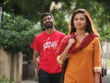 Dhanush and Amala Paul Photos