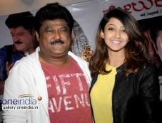 Jaggesh, Aindrita Ray at Melukote Manja Film Press Meet Photos