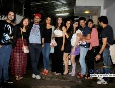 Manav Gohil, Shweta Kawatra, Surveen Chawla, Rubina Dilaik Photos