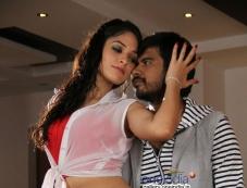 Pa. Vijay and Sanyathara Photos