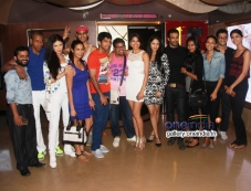 Parvathy Omanakuttan (centre white) with her friends Photos