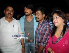 R. Ashok, Sudeep, Prem, Rakshita Photos