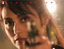 Rani Mukerji's Mardaani New Poster Photos