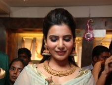 Samantha Inauguration of Prince Jewellery Exhibition Photos