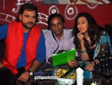 Shahbaz Khan, Rituparna Sengupta Photos