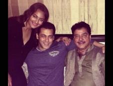 Sonakshi SInha, Salman Khan & Shatrughan Sinha Photos