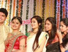 Sritha Sivadas and Deepak Nambiar Marriage Photos