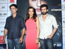 Sushant Singh, Surveen Chawla and Jay Bhanushali Photos