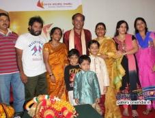 Veteran Comedian Honnavalli Krishna at Belli Hejje program Photos