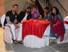 Vibhav Roy, Toshi Sabri, Sana Sheikh, Sharib Sabri and Shibani Kashyap Photos