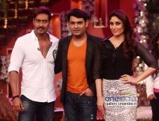 Ajay Devgan, Kapil Sharma, Kareena Kapoor Photos