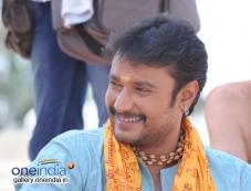 Darshan in Kannada Movie Ambareesha Photos