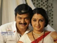 Rajendra Prasad and Sita Photos