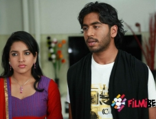 Adithi Rao and Anup Govindu in Kannada Movie Dove Photos