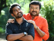 Asif Ali and Jayaram Photos