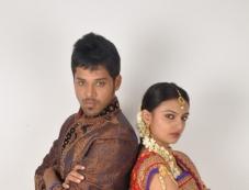 Nandu and Nikitha Narayan Photos