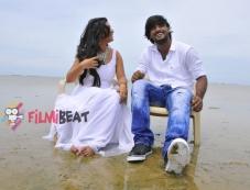 Priyanka and Santosh in Ganapa Photos