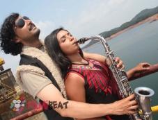 Rajesh Krishnan and Karthika Menon in Melody Photos