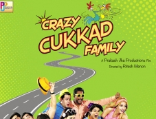 Crazy Cukkad Family First Look Poster Photos