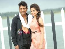 Shivarajkumar and Kriti Kharbanda in Belli Photos
