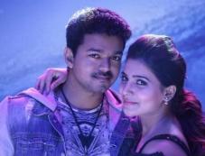 Vijay and Samantha Photos