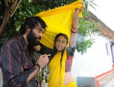 Chaithanya Krishnan, Chandhini Tamilarasan Photos
