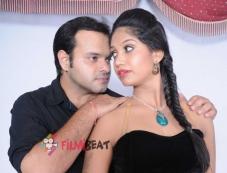 Arjun and Manasi in Suvvi Photos