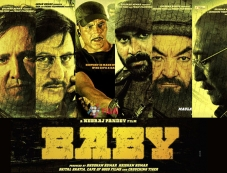 Baby First Look Poster Photos