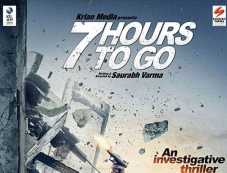7 Hours To Go First Look Poster Photos