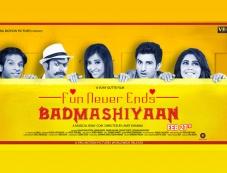 Badmashiyaan First Look Poster Photos