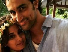 Newly-wed Kunal Kapoor & Naina Bachchan Photos