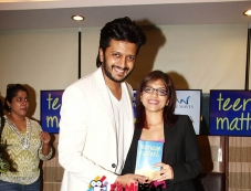 Riteish Deshmukh Launch 'Teenage Matters' Photos